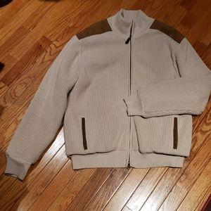 Orvis Mens Dress Sweater like new size L